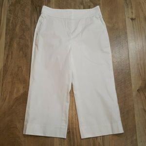 Akris Punto Cropped Pants Sz 6